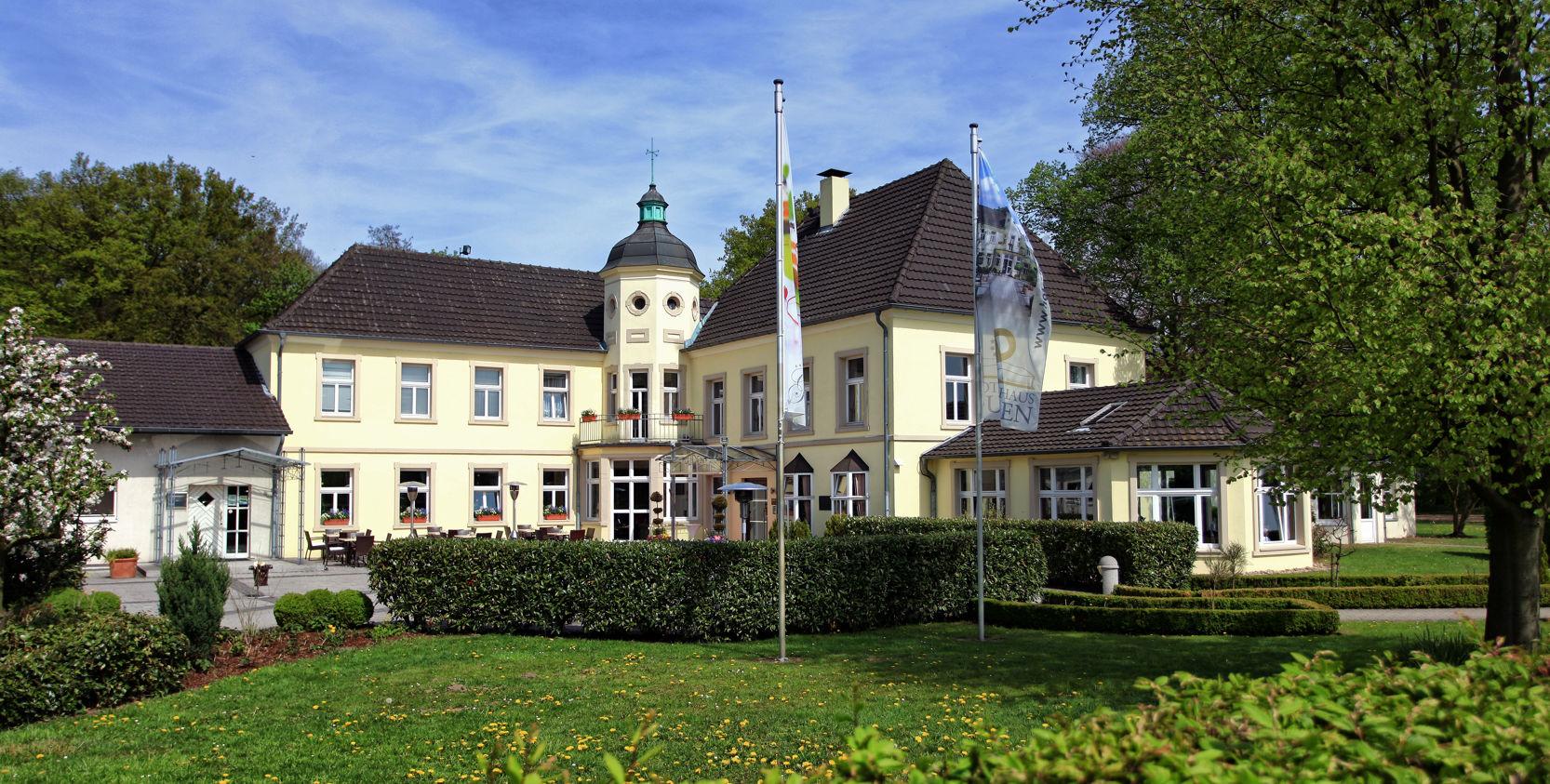 Hotel Haus Duden in Wesel