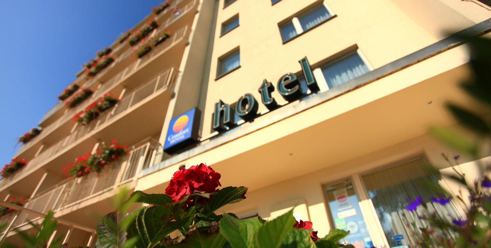 Comfort Hotel in Weimar
